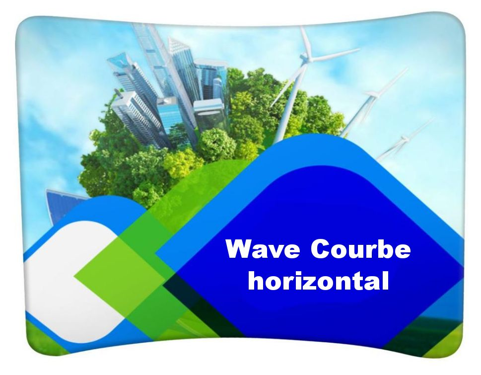 Stand formulate courbe horizontal