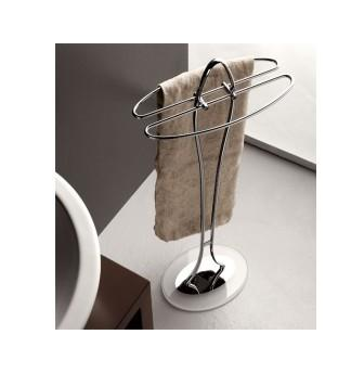 Pat res porte serviettes achat vente de - Support a serviette sur pied ...