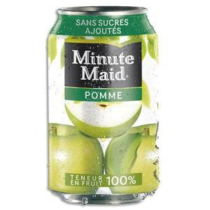 Mmd canet minutemaid pomme 33cl 1622