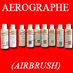 COLORANT ALIMENTAIRE AEROGRAPHE ROUGE A09