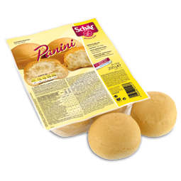PANINI - PETITS PAINS RONDS - 200 G