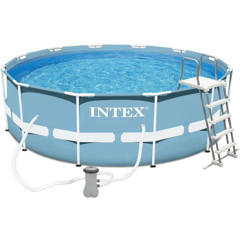 Piscines intex achat vente de piscines intex for Piscine tubulaire 1 22