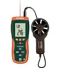 Thermo-anémomètre+infrarouge - hd300