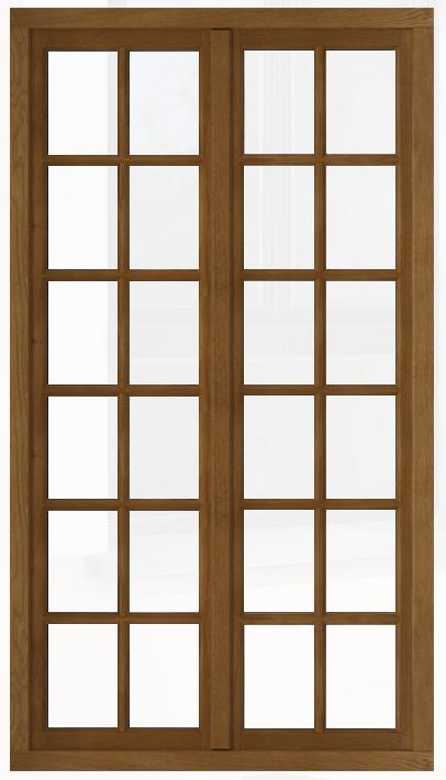 K par k produits fenetres en bois