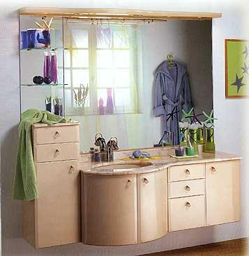 meuble salle de bain lido