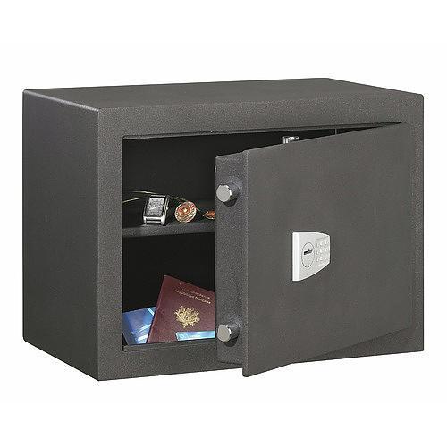 coffre fort poser cl 35 litres bastion decayeux comparer les prix de coffre fort. Black Bedroom Furniture Sets. Home Design Ideas