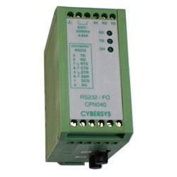 Convertisseur rs232 / fibres optiques