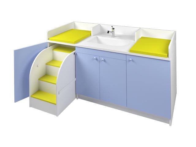 meuble droit avec baignoire ref. Black Bedroom Furniture Sets. Home Design Ideas