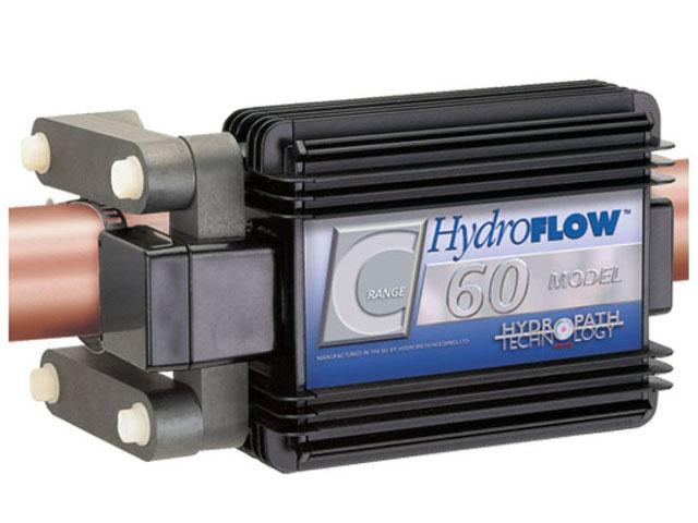 Hydroflow p60 – calcaire biofilm algues bactéries floculation corrosion