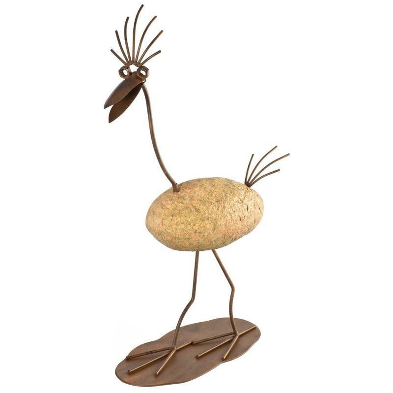 Statues et sculptures de jardin comparez les prix pour for Oiseau decoratif jardin