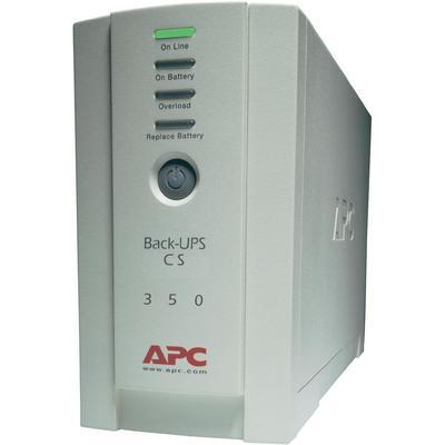 ONDULEUR (UPS) APC BY SCHNEIDER ELECTRIC BACK UPS BK350-EI 350 VA