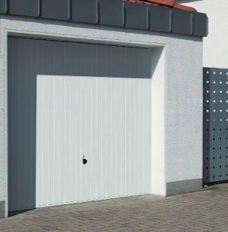 Tubauto produits portes de garage basculantes for Porte de garage basculante sans rail de guidage au plafond
