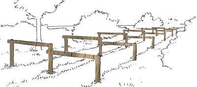 Structure parcours de santé parcours de sauts - echauffement