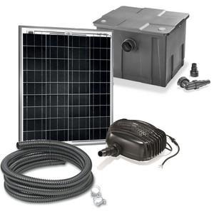 Filtre bassin exterieur solaire for Pompe externe bassin