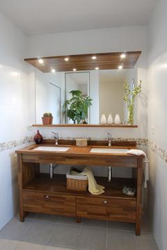 Deco salle de bain homeinterior for Deco salle de bain zen