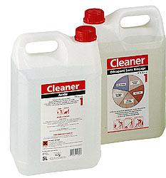 Décapant sans rinçage de sols - cleanerdurasols cleaner réf. 211311