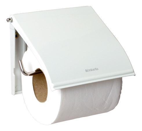 Papier toilette brabantia achat vente de papier - Distributeur rouleau papier toilette ...