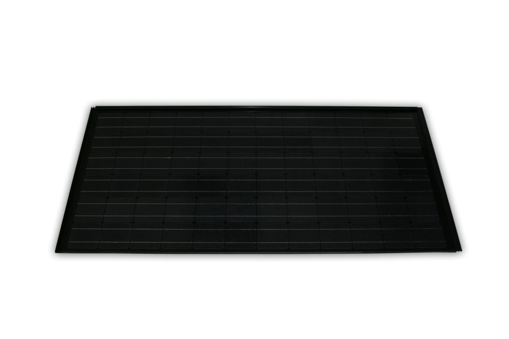 module panneau solaire noir solarcentury cadre solrif m187 h38. Black Bedroom Furniture Sets. Home Design Ideas