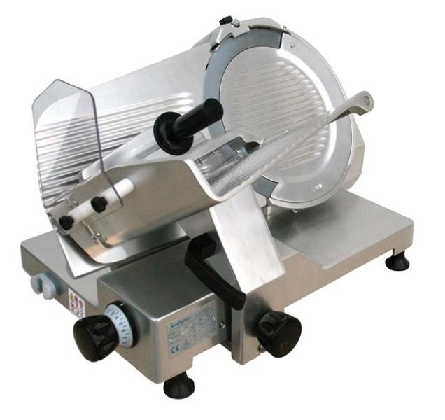Machine trancher jambon table de cuisine - Machine a couper le pain professionnel ...