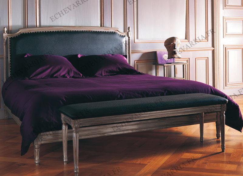 lits chambre louis xvi. Black Bedroom Furniture Sets. Home Design Ideas