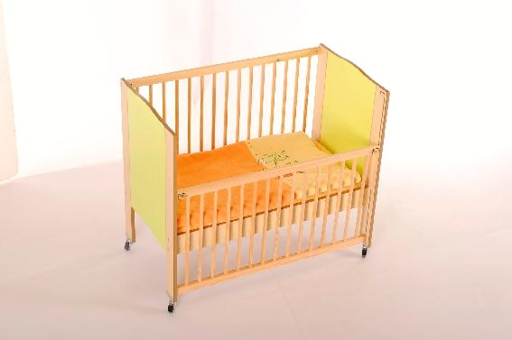 Lit de cr che comparez les prix pour professionnels sur - Lit bebe barriere coulissante ...
