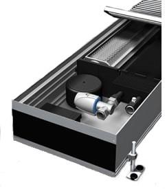 radiateur convecteur de sol electrique