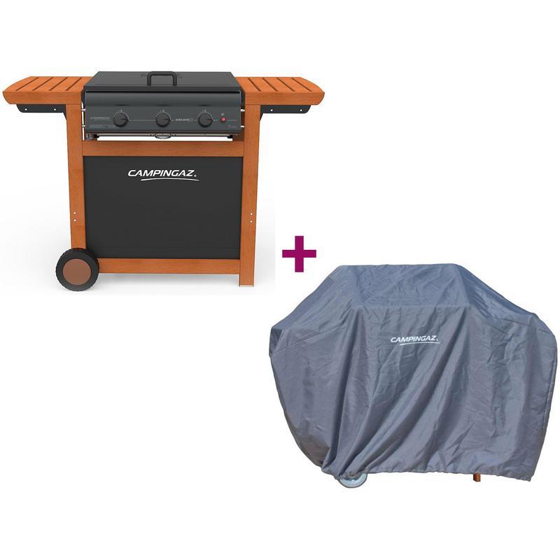 Barbecue campingaz achat vente de barbecue campingaz - Campingaz class 2 lx vario ...