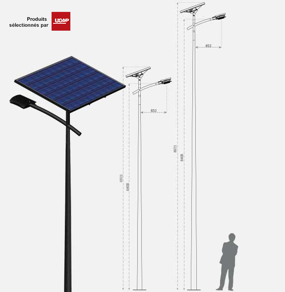 Comment Installer Un Lampadaire Exterieur Perfect Charmant