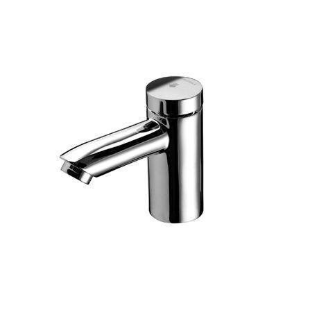Robinet poussoir eau froide pour lave mains petit sc - Robinet lave main eau froide ...