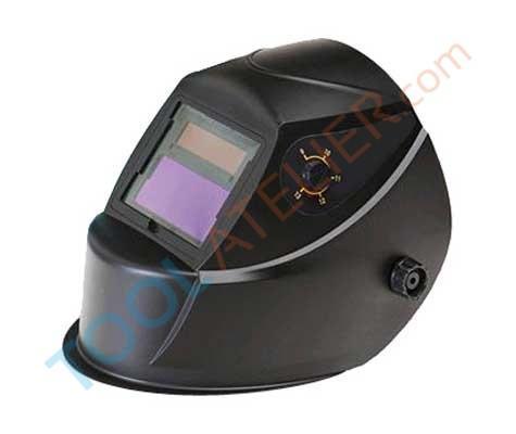 CASQUE A CRISTAUX LIQUIDES LCD - 9 - 13 DIN
