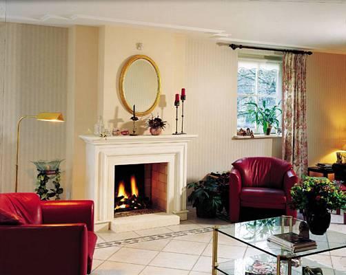 cheminee classique en pierre amsterdam. Black Bedroom Furniture Sets. Home Design Ideas