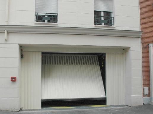 Portes de garage basculantes safir s400 aero pluo for Porte de garage safir