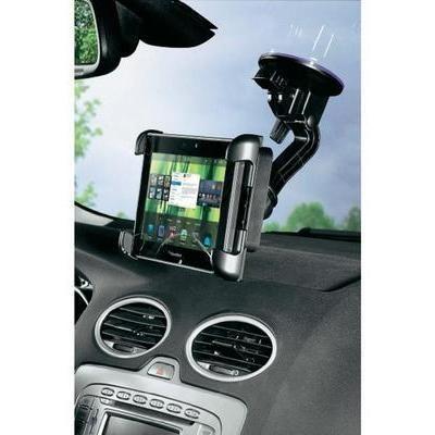 support ventouse voiture pour tablette pc hama 108337 comparer les prix de support ventouse. Black Bedroom Furniture Sets. Home Design Ideas