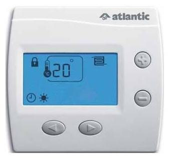 thermostat de chauffage atlantic achat vente de thermostat de chauffage atlantic comparez. Black Bedroom Furniture Sets. Home Design Ideas