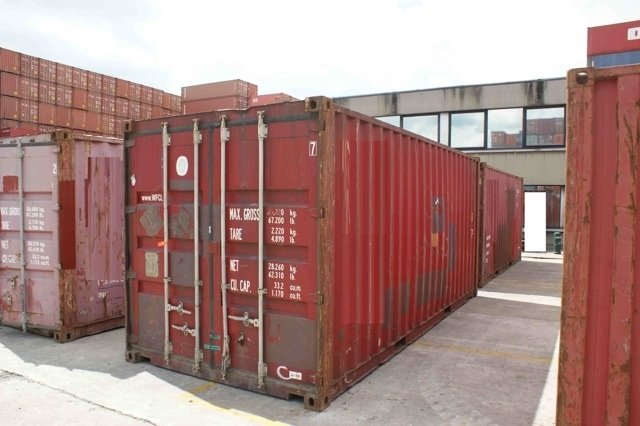 Contenants logistiques les fournisseurs grossistes et for Cout container maritime