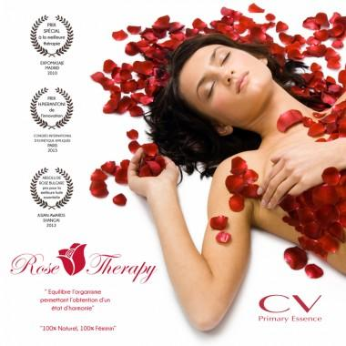 FORMATION RITUEL SPA ROSE THERAPY