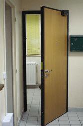 Portes blindées de locaux professionnels