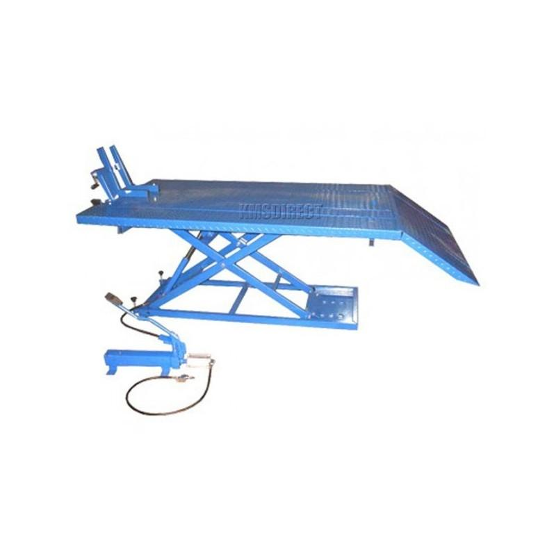 table elevatrice 680 kg pont hydraulique pour quad et moto. Black Bedroom Furniture Sets. Home Design Ideas