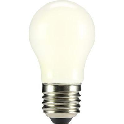 ampoule led unicolore sygonix stg4007softwhite 230 v e27 4. Black Bedroom Furniture Sets. Home Design Ideas