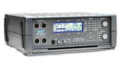 Banc de test audio audio précision portable one
