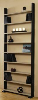 etagere livres de poche. Black Bedroom Furniture Sets. Home Design Ideas