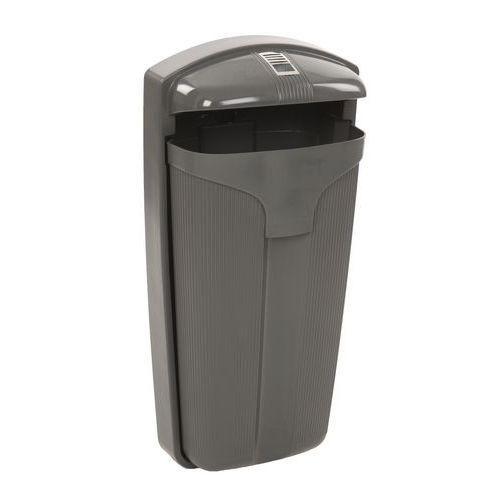Poubelle cibeles 50l comparer les prix de poubelle cibeles for Poubelle exterieur plastique