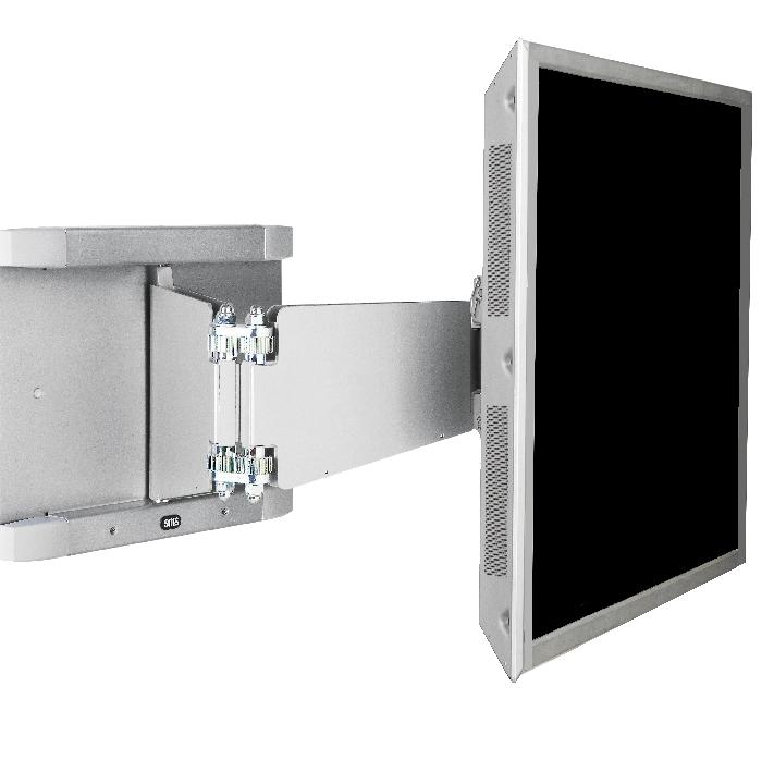 supports muraux fixes pour crans manutan collectivit s. Black Bedroom Furniture Sets. Home Design Ideas