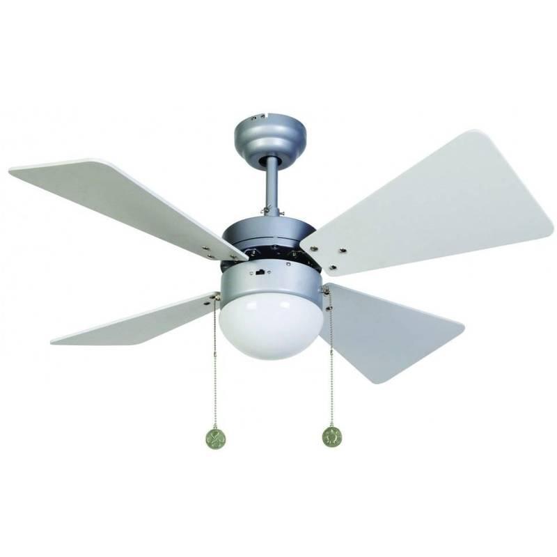 Ventilateur plafonnier avec éclairage Tous les