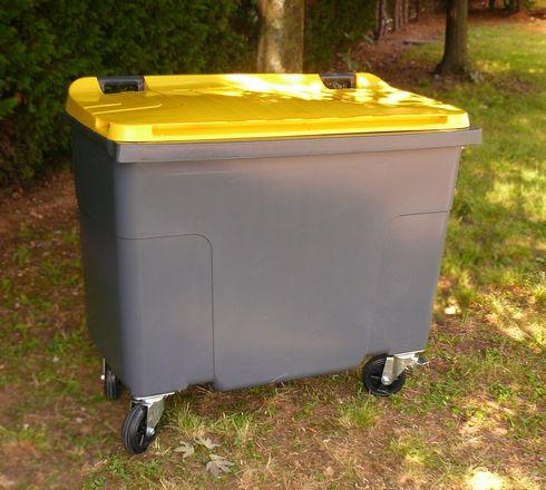 Conteneur d chets 4 roues 500 litres plastic omnium for Plastic omnium auto exterieur ruitz