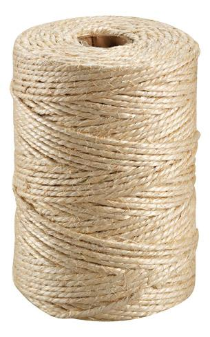 FICELLE D'EMBALLAGE SISAL NATUREL L 180 M - VISO