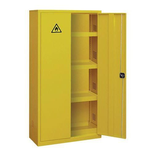 armoire de suret eco pour produits dangereux 240 l comparer les prix de armoire de suret eco. Black Bedroom Furniture Sets. Home Design Ideas