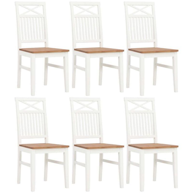 Chaise blanche pour salle à manger Tous les fournisseurs
