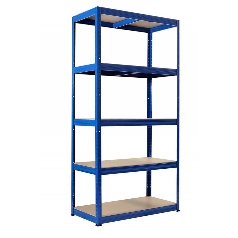 Etagere bois metal charge lourde for Rangement garage home depot