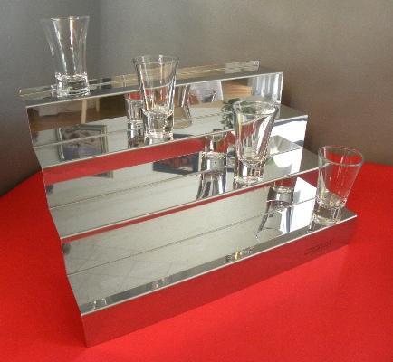 presentoir escalier 4 etages. Black Bedroom Furniture Sets. Home Design Ideas